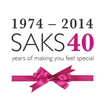 saks 40th Birthday